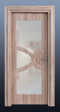 PVC Oda Kapısı Arizona Çam MG4c