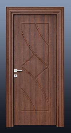 PVC Oda Kapısı Ceviz MG7