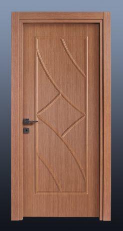 PVC Oda Kapısı Bambu MG7
