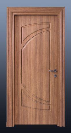 PVC Oda Kapısı Tik MG8
