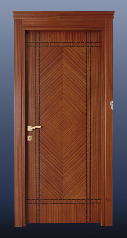 Ahşap Oda Kapısı Fileto Kılçık NK00
