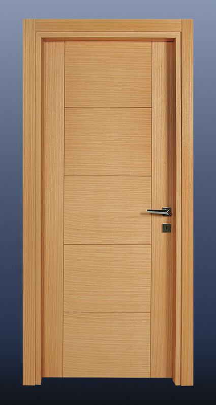 Ahşap Oda Kapısı Alpi Meşe NK03