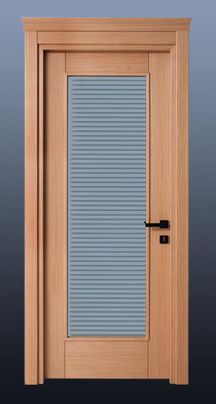Ahşap Oda Kapısı Alpi Meşe NK03c1