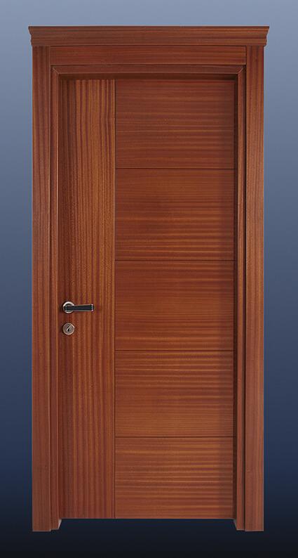 Ahşap Oda Kapısı Maun NK06