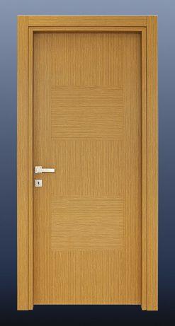 PVC Oda Kapısı Bambu S13
