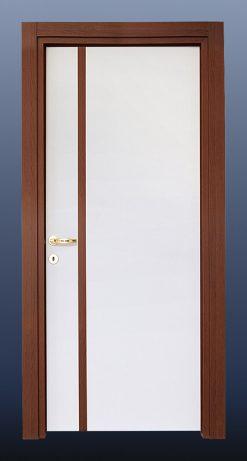 PVC Oda Kapısı Beyaz Huş S21