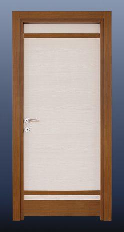 PVC Oda Kapısı Akça Ceviz S22