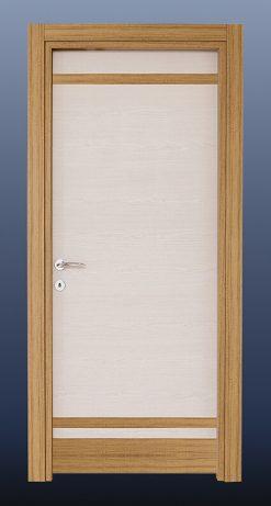 PVC Oda Kapısı Akça Tik S22