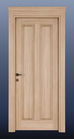 PVC Oda Kapısı Meşe TK2d