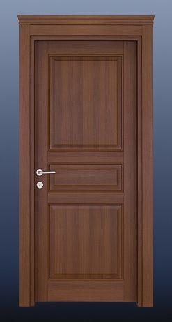 PVC Oda Kapısı Ceviz TK3