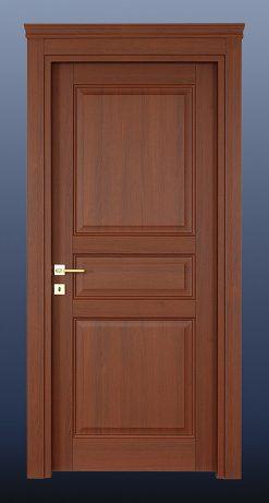 PVC Oda Kapısı Huş TK3