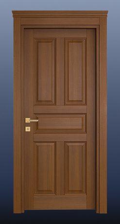PVC Oda Kapısı Ceviz TK5