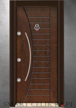 Ekonomik Çelik Kapı Modelleri 3 Kilitli