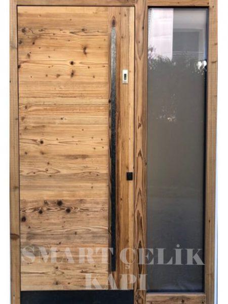 SVK-011 kompozit villa kapısı kompak lamine villa kapısı modelleri villa giriş kapıları villa giriş kapısı modelleri özel tasarım villa kapıları