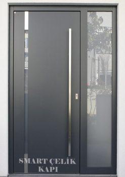 Villa Giriş Kapısı Kompozit Kaplama SVK017