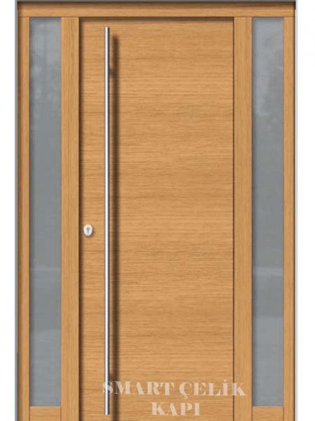 SVK-021 kompozit villa kapısı kompak lamine villa kapısı modelleri villa giriş kapıları villa giriş kapısı modelleri özel tasarım villa kapıları
