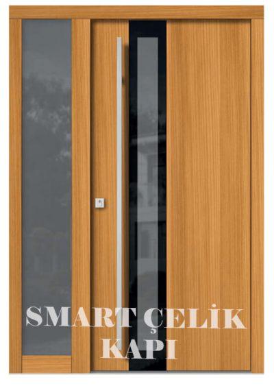 SVK-03 kompozit villa kapısı kompak lamine villa kapısı modelleri villa giriş kapıları villa giriş kapısı modelleri özel tasarım villa kapıları