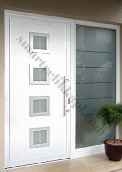 SVK-036 kompozit villa kapısı kompak lamine villa kapısı modelleri villa giriş kapıları villa giriş kapısı modelleri özel tasarım villa kapıları