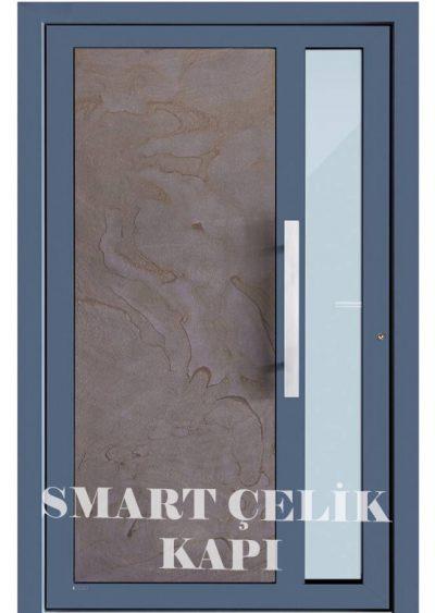 SVK-04 kompozit villa kapısı kompak lamine villa kapısı modelleri villa giriş kapıları villa giriş kapısı modelleri özel tasarım villa kapıları