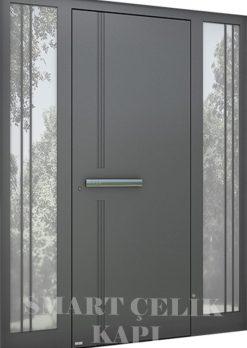 Villa Giriş Kapısı Kompak Kaplama SVE09