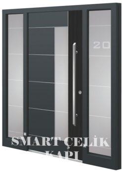 Villa Giriş Kapısı Kompak Kaplama SVE010