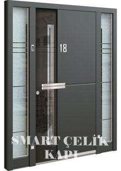 Villa Giriş Kapısı Kompak Kaplama SVE011