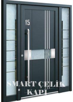 Villa Giriş Kapısı Kompak Kaplama SVE012