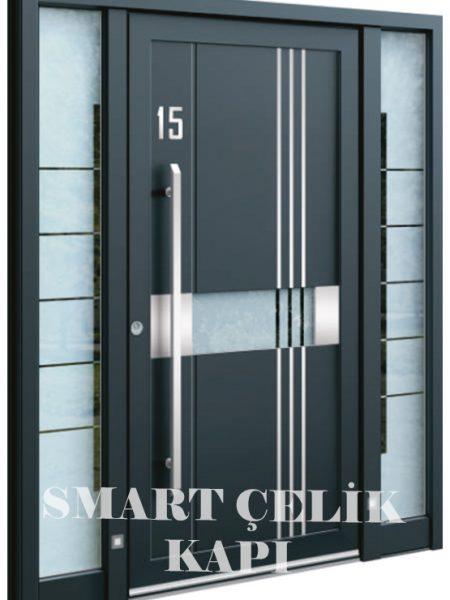 SVK-046 kompozit villa kapısı kompak lamine villa kapısı modelleri villa giriş kapıları villa giriş kapısı modelleri özel tasarım villa kapıları