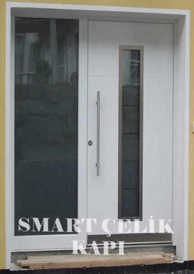 SVK-05 kompozit villa kapısı kompak lamine villa kapısı modelleri villa giriş kapıları villa giriş kapısı modelleri özel tasarım villa kapıları
