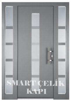 Villa Giriş Kapısı Kompozit Kaplama SVK06