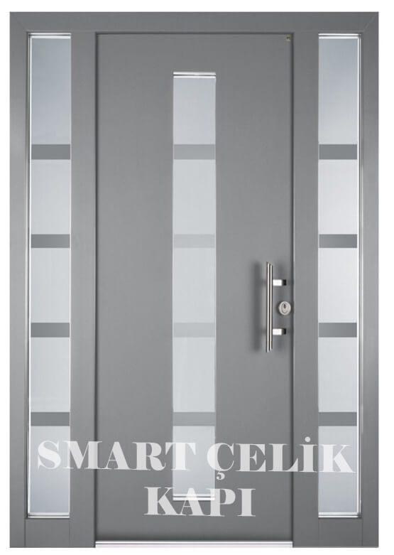 SVK-06 kompozit villa kapısı kompak lamine villa kapısı modelleri villa giriş kapıları villa giriş kapısı modelleri özel tasarım villa kapıları
