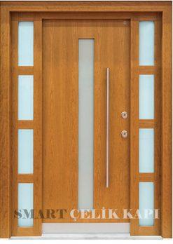 Kompozit Apartman Kapısı Bina Giriş Kapısı SBK-014