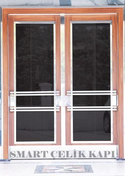 Kompozit Apartman Kapısı Bina Giriş Kapısı SBK-015