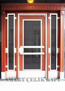 Kompozit Apartman Kapısı Bina Giriş Kapısı SBK-019