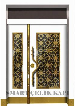 Kompozit Apartman Kapısı Bina Giriş Kapısı SBK-020