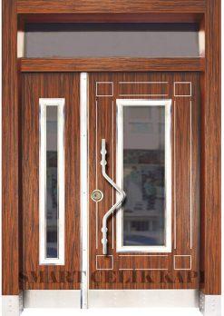 Kompozit Apartman Kapısı Bina Giriş Kapısı SBK-021