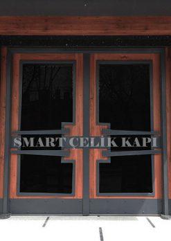 Kompozit Apartman Kapısı Bina Giriş Kapısı SBK-027