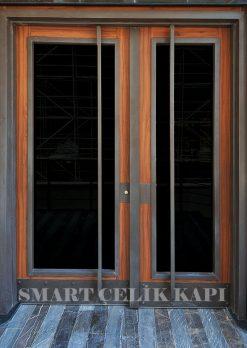 Kompozit Apartman Kapısı Bina Giriş Kapısı SBK-028