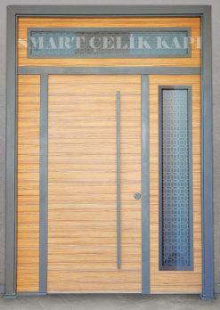 Kompozit Apartman Kapısı Bina Giriş Kapısı SBK-030