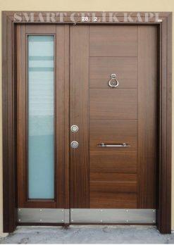 Kompozit Apartman Kapısı Bina Giriş Kapısı SBK-031