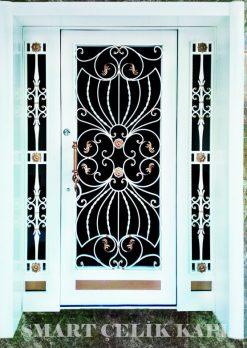 Kompozit Apartman Kapısı Bina Giriş Kapısı SBK-034