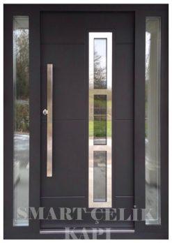Kompozit Apartman Kapısı Bina Giriş Kapısı SBK-035
