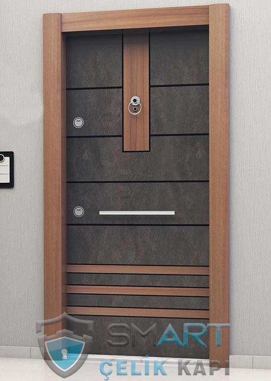 Saray Modern Çelik Kapı