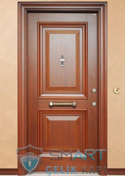 Drago Klasik Çelik Kapı alarmlı çelik kapı modelleri parmak izi okuyuculu çelik kapı