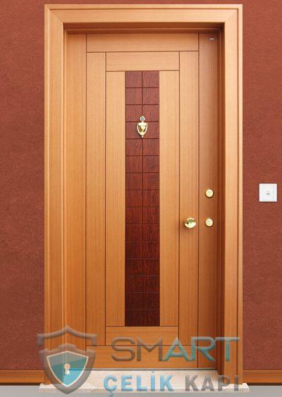 Havy Klasik Çelik Kapı alarmlı çelik kapı modelleri parmak izi okuyuculu çelik kapı
