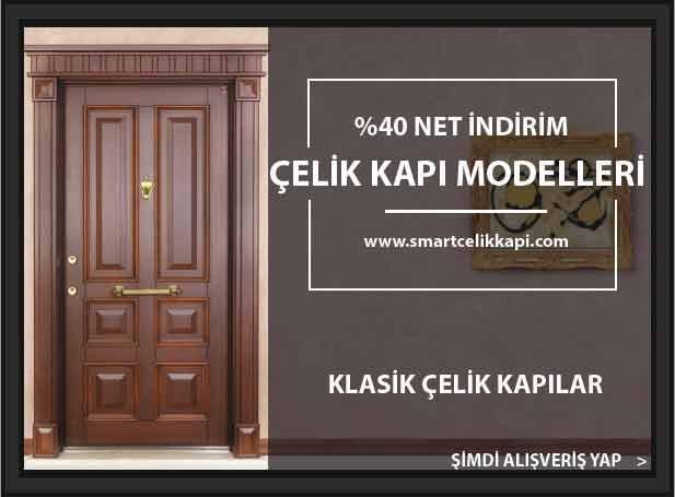 KLASİK-ÇELİK-KAPI-MODELLERİ