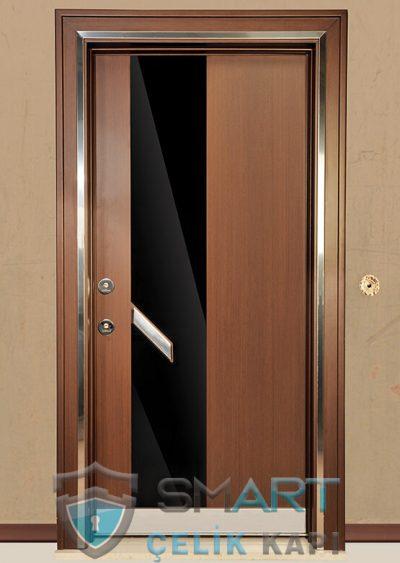 Metropan Klasik Çelik Kapı alarmlı çelik kapı modelleri parmak izi okuyuculu çelik kapı