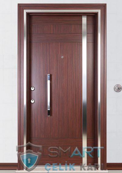 Trust Klasik Çelik Kapı alarmlı çelik kapı modelleri parmak izi okuyuculu çelik kapı