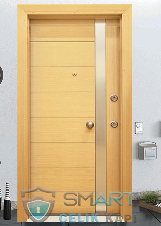 Laura Modern Çelik Kapı Özel Tasarım