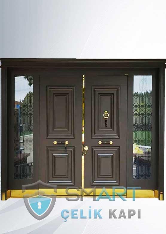 Antrasit Villa Kapısı Princess Ödüllü Tasarım